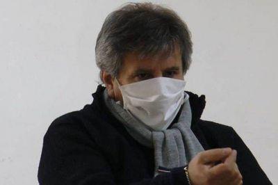"""""""El intendente Montenegro se hace la víctima y no gestiona"""", dijo Roberto"""