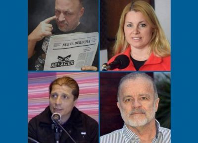 Las caras de la derecha en Mar del Plata