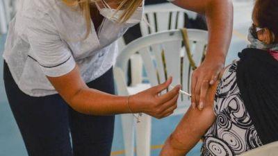 Más del 85% de la población objetivo vacunada en Morón