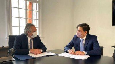 Críticas de Alberto Fernández y ministro de Educación por las clases en Córdoba