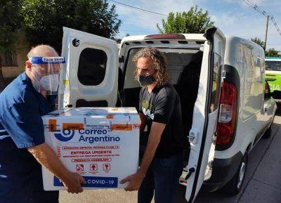 Investigan más de cien dosis que perdieron la cadena de frío en el Hospital Gomendio