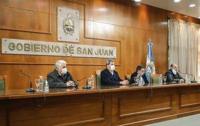 La Provincia y el Consejo Profesional de Enólogos firmaron un acuerdo para optimizar el sector vitivinícola