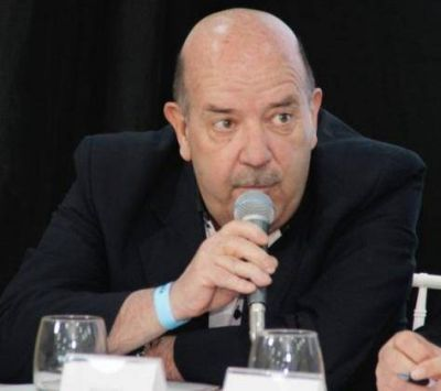 """Héctor Laplace reclamó cumplir las leyes evitando """"subocupados y tercerizados"""""""