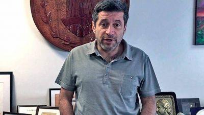 Victor Santa María fue elegido presidente del Congreso del PJ porteño