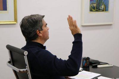 Capitanich asumió como nuevo presidente del Partido Justicialista de Chaco