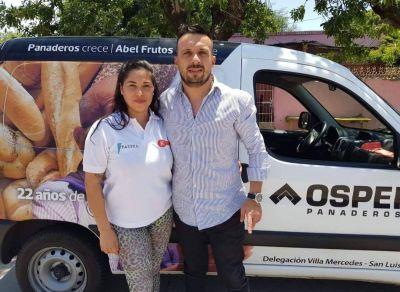 Reinstalan a trabajadora con fuero sindical despedida en panadería de San Luis