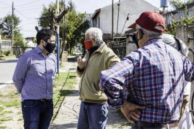 """""""Seguimos ejecutando obras para impulsar más que nunca el crecimiento de Malvinas Argentinas"""""""