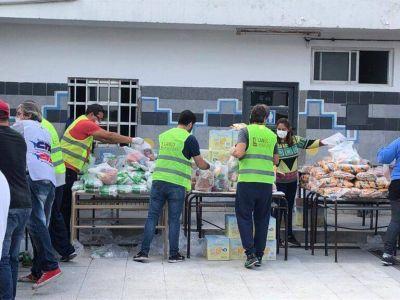 A partir de junio, el Municipio de Lanús entregará módulos alimentarios a más de 50 mil estudiantes