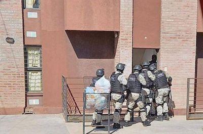 Drogas: detienen e imputan a la jefa de Antinarcotráfico de Villa María