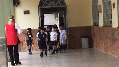 Por la suba de casos, Cosquín pidió suspender las clases presenciales