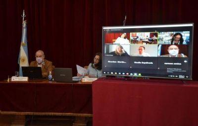 El Concejo Deliberante aprobó la rendición de cuentas del 2020 que presentó el Ejecutivo Municipal
