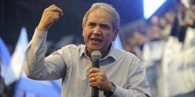 Sergio Palazzo amenaza a los bancos con protestas si no responden sus demandas laborales