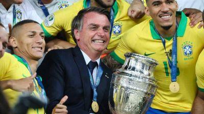 Sindicato de futbolistas chilenos preocupado por elección de Brasil como sede de la Copa América