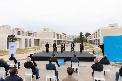 El presidente entregó la vivienda número 10 mil del programa Casa Propia