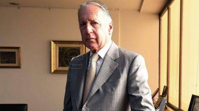 Daniel Funes de Rioja fue designado presidente de la Unión Industrial Argentina