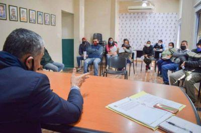 Vecinos de la Chacra 100 avanzan en diálogo con Iprodha para la relocalización