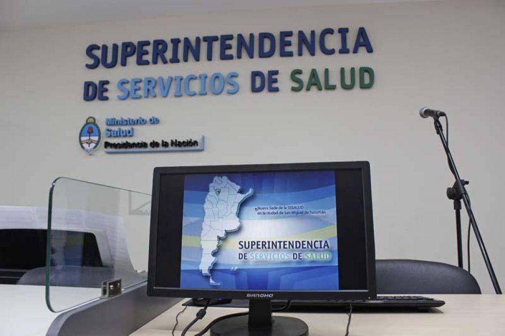 Sigue la puja por el posible ingreso de La Cámpora a la Superintendencia