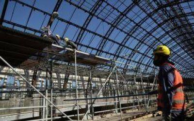 Comenzó la recuperación de la estación La Plata: Las obras no afectarán al servicio
