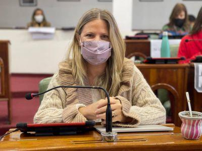 Durand propone capacitar al Concejo Deliberante para legislar con perspectiva de género