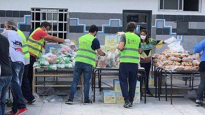 A partir de junio, el Municipio entregará módulos alimentarios a más de cincuenta mil estudiantes de Lanús
