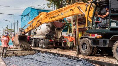 A qué se destinará el dinero del Fondo de Infraestructura Municipal en Lanús