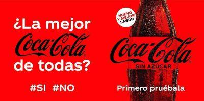 Entrevista exclusiva con Poliana Sousa: Coca-Cola Sin Azúcar, un cambio que el consumidor demandó