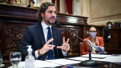 La explicación de Santiago Cafiero sobre el caso Pfizer y la negociación con el laboratorio por más vacunas