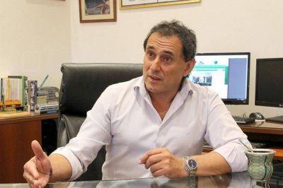 """Sergio Sasia: """"Necesitamos una Ley Federal del Transporte para mejorar la logística nacional"""""""