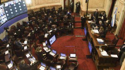 Sin debate y con consenso, el Senado convirtió en ley la postergación de las PASO