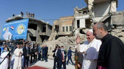 Un momento de fraternidad: Recordando la visita del Papa Francisco a Irak