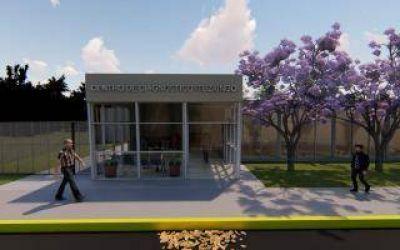 Ituzaingó: Avanza la obra del primer Centro de Diagnóstico por Imágenes y Laboratorio Municipal
