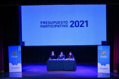 Sujarchuk lanzó el programa Presupuesto Participativo 2021 para que los vecinos sigan proponiendo y votando obras en sus barrios