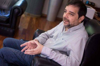 """Fernando Moreira: """"En junio estamos esperanzados de que lleguen muchas vacunas y podamos avanzar de forma sostenida"""""""