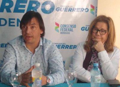 """Guerrero y las expectativas dentro del Concejo: """"Vamos a apoyar lo que está bien y remarcar lo que no, tratando de ayudar"""""""