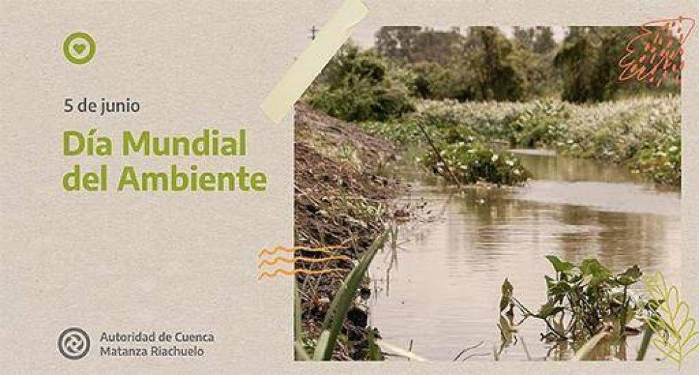 ACUMAR y Wikipedia en una charla virtual para conmemorar el Día del Ambiente