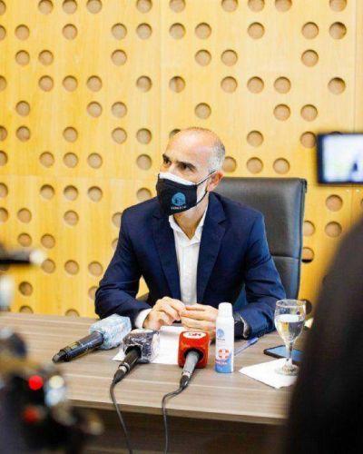 Daniel López pidió a la Justicia que se investigue el origen de un audio que se difundió por Whatsapp