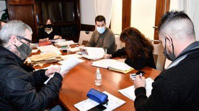 Ejecutivo y sindicatos municipales comenzaron a analizar cargos jerárquicos