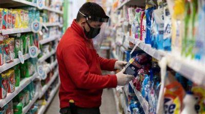 Habrá una canasta de 120 productos con precios congelados hasta fin de año