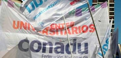"""La Conadu se pronunció """"en defensa de la salud"""" de trabajadores y estudiantes del Nivel Preuniversitario"""
