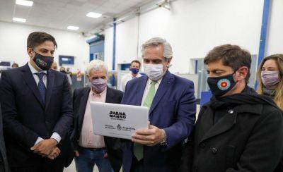 Vuelve la producción de computadoras en Argentina y se espera la creación de 4.500 empleos en la industria