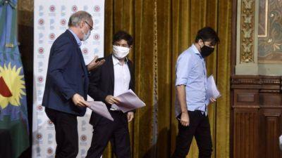 Kicillof se pone a la cabeza del informe: los casos de Covid ya no crecen tan rápido