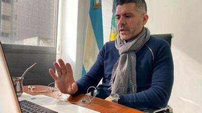 """Domínguez Yelpo: """"Todo avance que se haga sobre la ley es una satisfacción"""""""