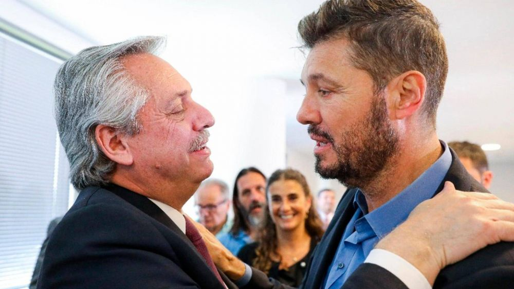 EXCLUSIVO | Cumbre, ¿inesperada? Marcelo Tinelli y Alberto Fernández cara a cara en Olivos