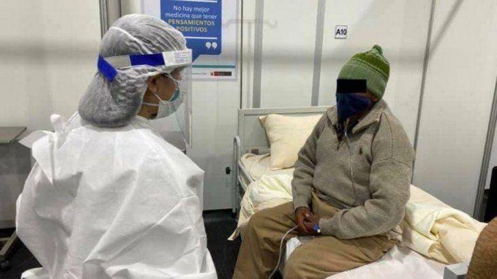 Perú, ante inminente colapso sanitario: las terapias están al 100% de ocupación