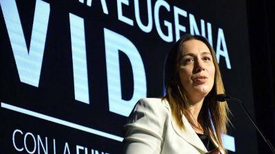 Si Santilli compite en Provincia, mencionan a Vidal como vicejefa porteña