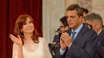 La señal de Cristina Kirchner y Sergio Massa