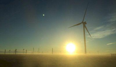 Construyen el parque eólico más grande del país