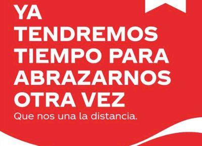 """Coca-Cola y Ministerio de Salud crean campaña """"Que nos una la distancia"""" para reducir contagios de COVID-19"""