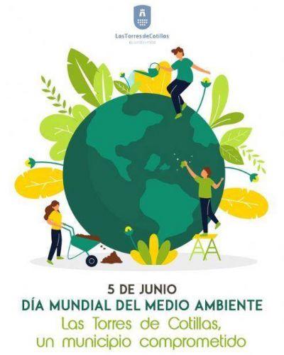 Las Torres de Cotillas celebra el día mundial del medio ambiente con unos niveles de reciclaje que reafirman su compromiso verde