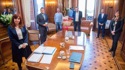 La CGT sospecha de una maniobra política detrás del nuevo tope salarial del 40% que fijó Cristina Kirchner en el Congreso